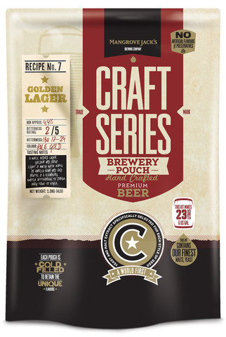 Mangrove Jack's Craft Series - Golden Lager