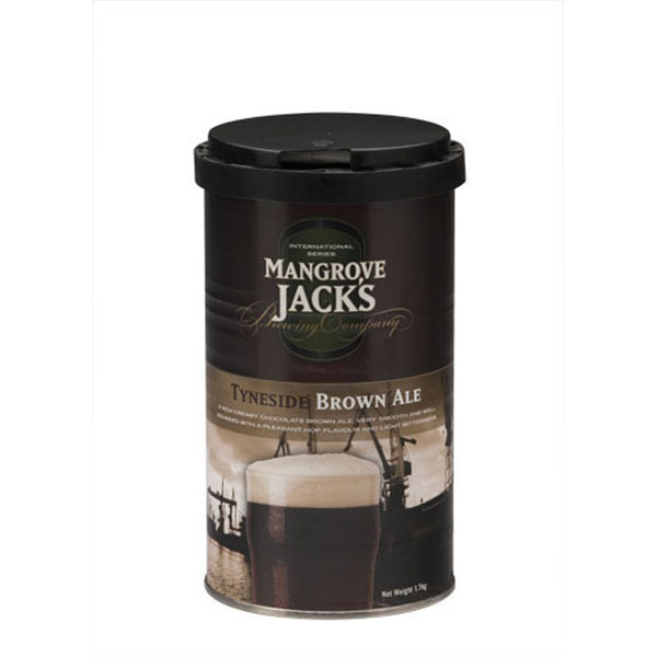 Mangrove Jacks International - Tynside Brown Ale