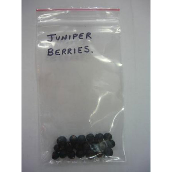 Juniper Berries (Pack of 20)
