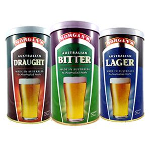 Morgans Australian Beer Range