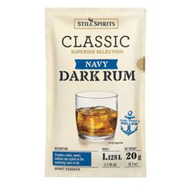 dark navy rum classic
