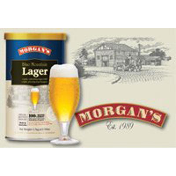 Morgan's Premium Range - Blue Mountain Lager