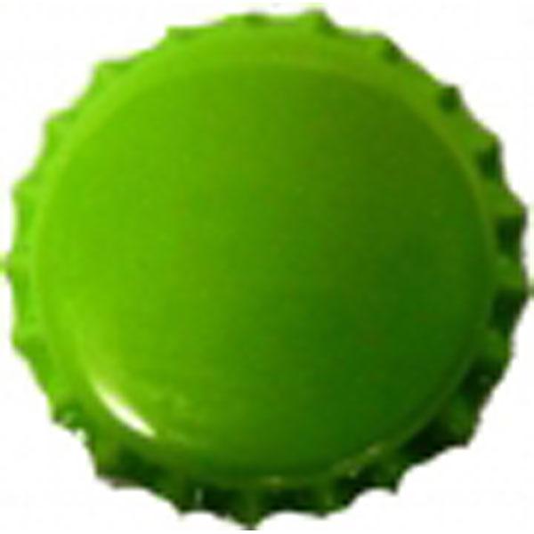Bottle Caps Green 200