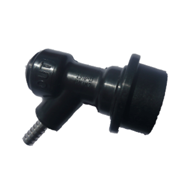Liquid Ball Lock Connection