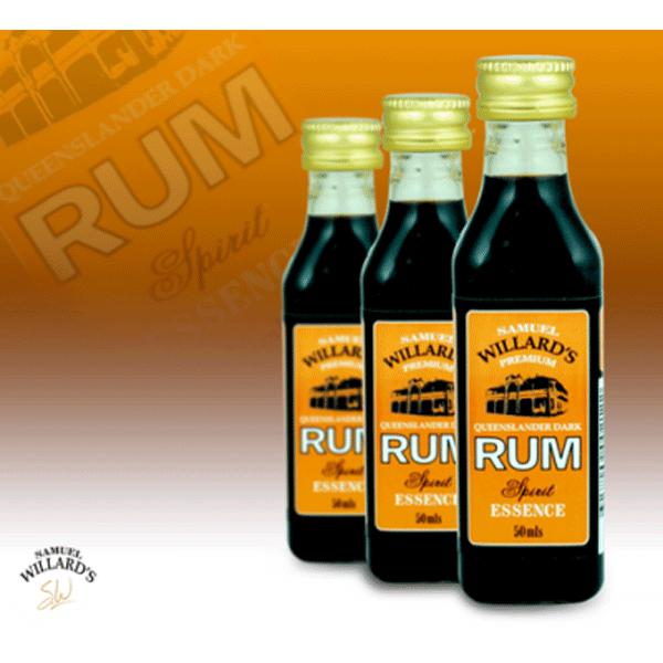 Rum - Queenslander Dark Samuel Willards