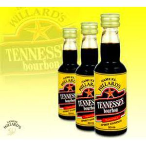 willards gs Tennesse Bourbon