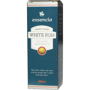 White Rum / Baccardi Essencia
