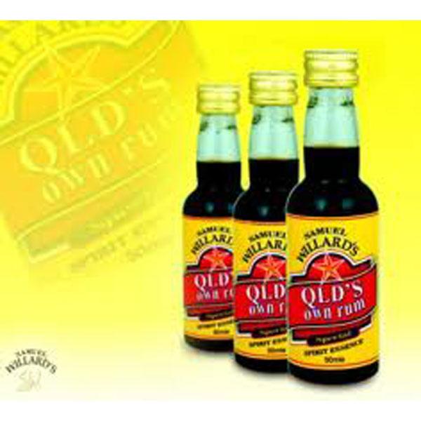 Willards gs QLD'S Own Rum