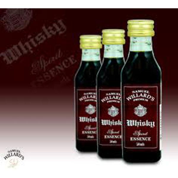 Whisky Premium - Samuel Willards