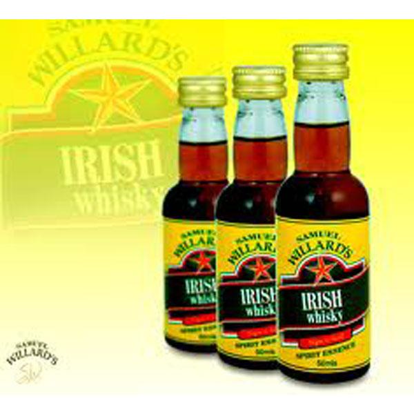 Willards GS Irish Whisky