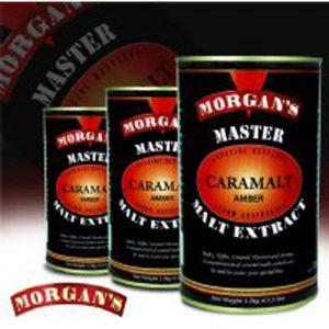 Morgan's Master Malt - Caramalt