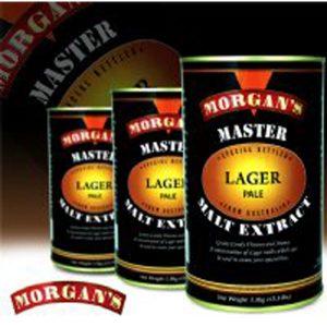 Morgan's Master Malt - Lager Pale