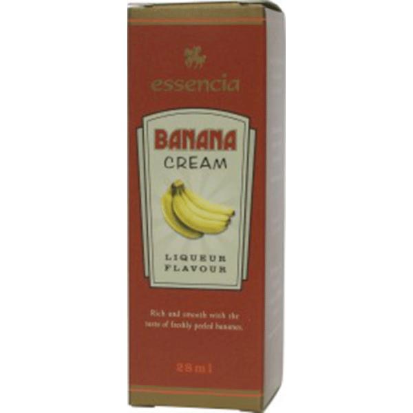 Banana Cream Liqueur - Essencia