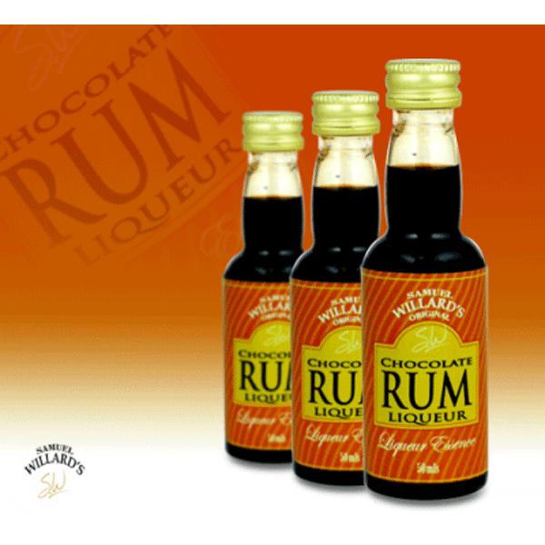 Chocolate Rum - Samual Willard's 50ml