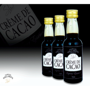 Creme De Cacao- Samual Willard's 50ml