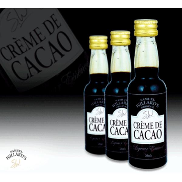 Creme De Cacao- Samual Willard's 50ml