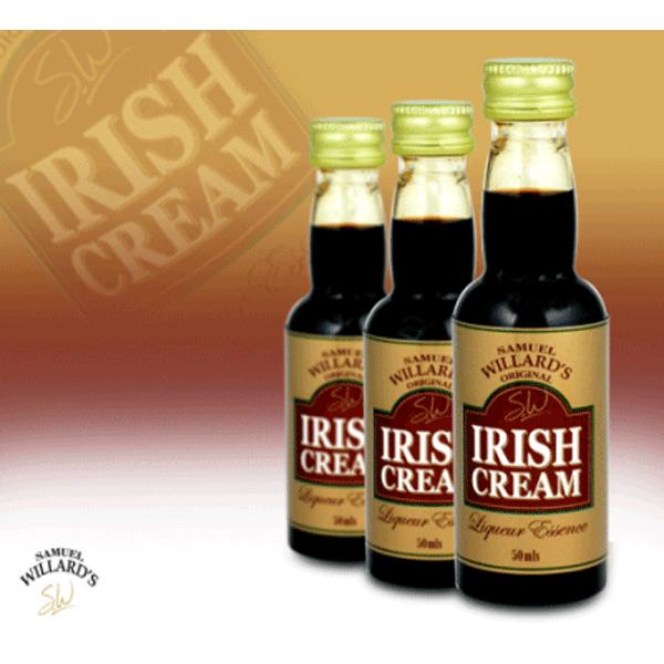 Irish Cream - Samual Willard's 50ml