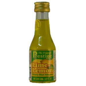 Liqueur - Lime &  Lemon Fruity Shot (Prestige)