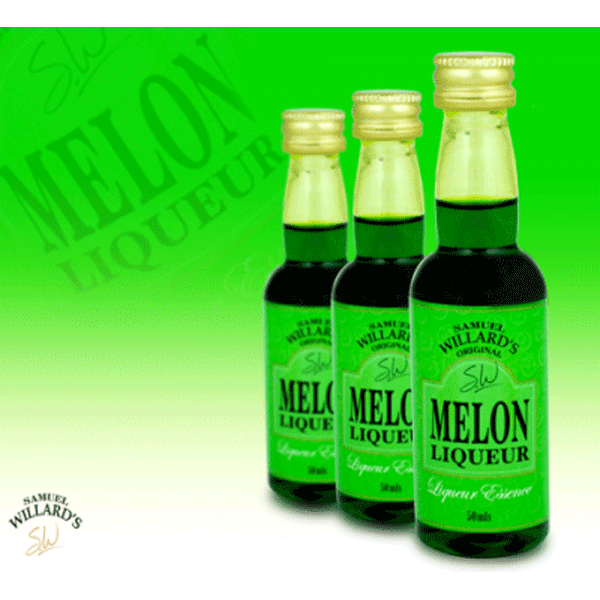Melon Liqueur - Samual Willard's 50ml