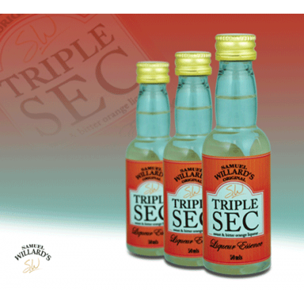 Triple Sec - Samual Willard's 50ml