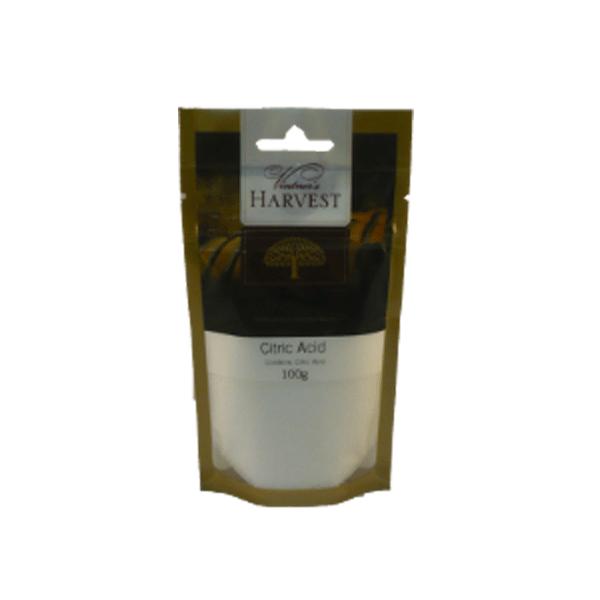 Citric Acid 100g - Vintners Harvest