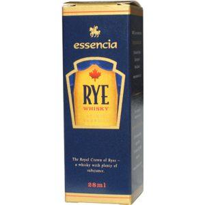 Rye Whisky Essencia