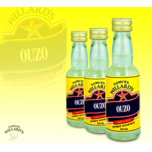 Willards GS Ouzo