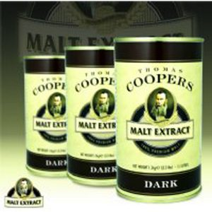 Thomas Coopers Malt Extract - Dark