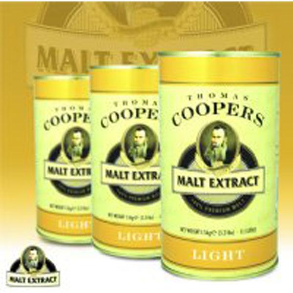 Thomas Coopers Malt Extract - Light