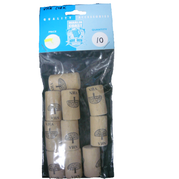 VHN Wine Corks (Pack of 10)