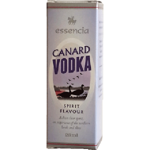 Canard Vodka - Essencia