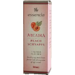 Arcadia Peach Schnapps - Essencia