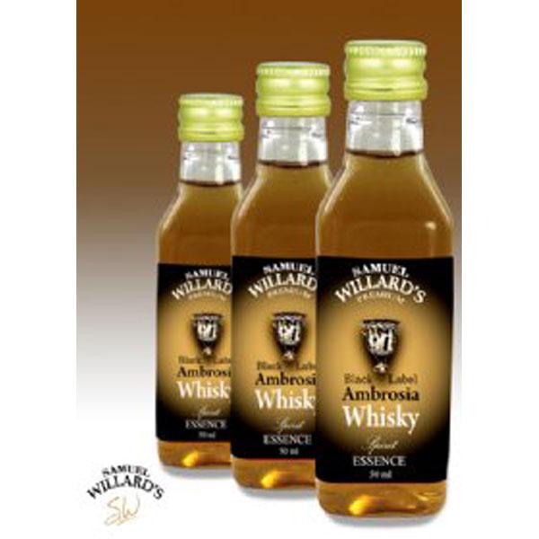 Ambrosia Whisky - Samuel Willard's