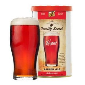 Family Secret Amber Ale - Thomas Coopers