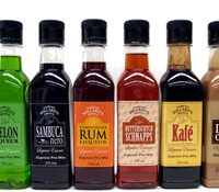 Willards pre-mixed Liqueurs